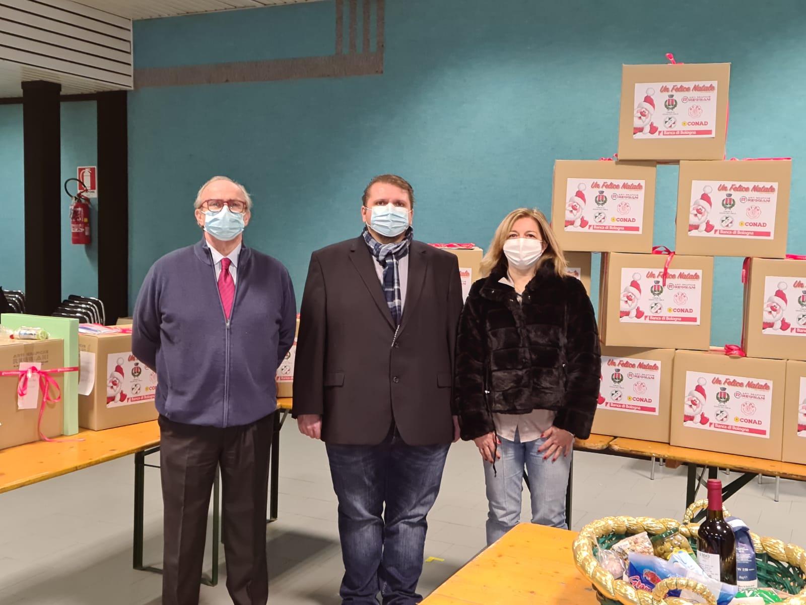 Donazione di Ar.pa Lieviti alle famiglie di Ozzano
