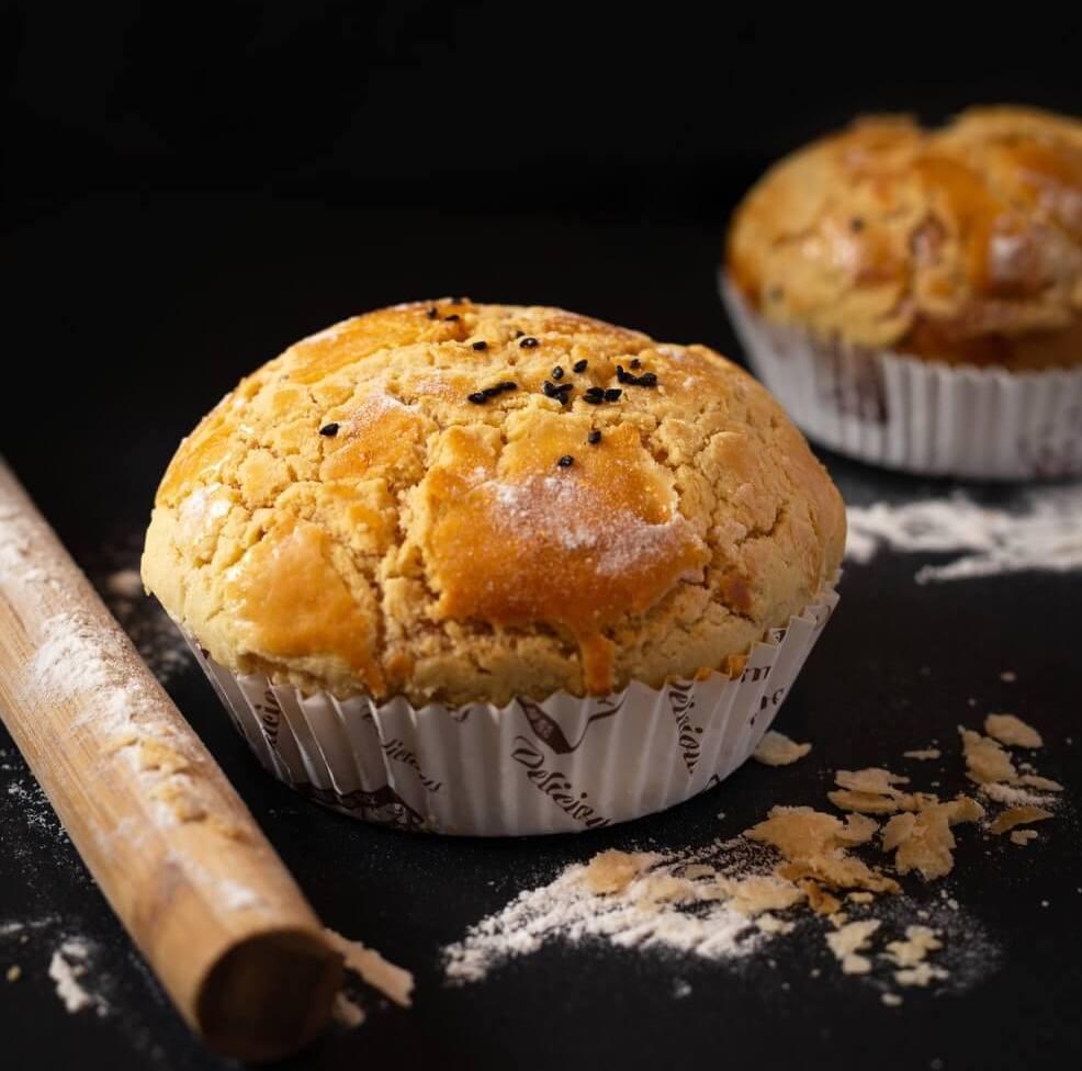 Muffin bianco