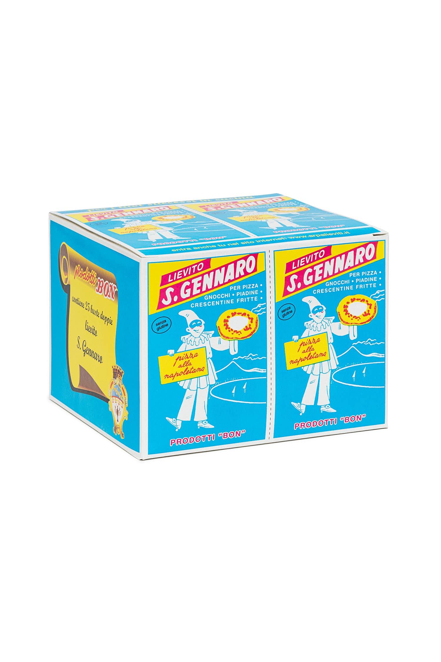 Packaging del prodotto Lievito S. Gennaro